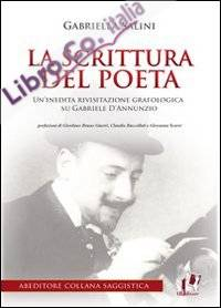 La scrittura del poeta. Un'inedita rivisitazione grafologica su Gabriele D'Annunzio.