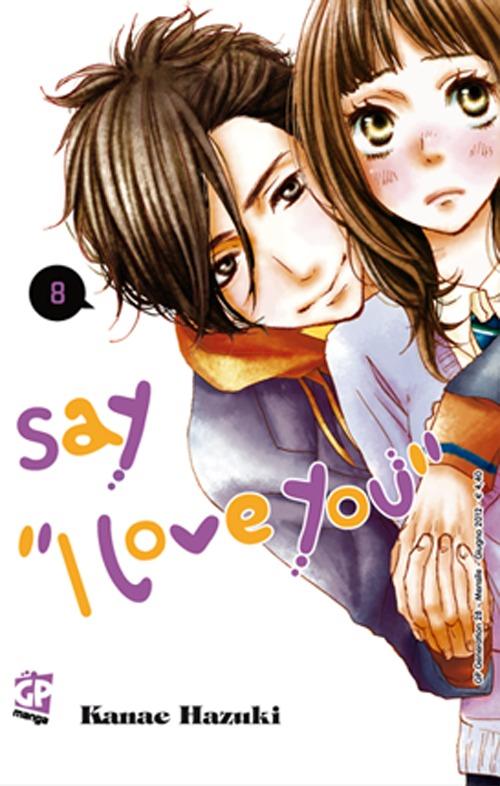 Say «I love you». Vol. 8.