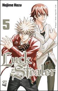 Luck Stealer. Vol. 5.