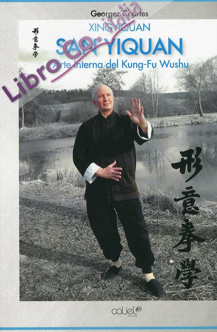 Xingyiquan San Yiquan. Arte Interna del Kung fu Wushu.