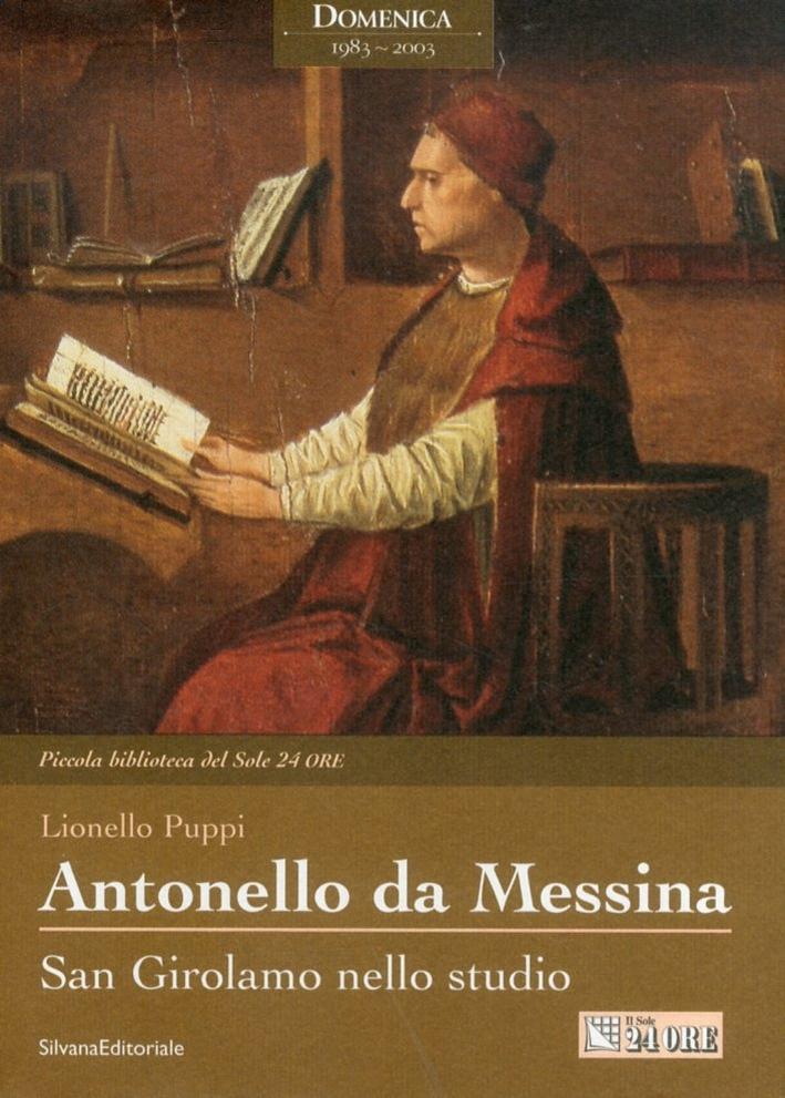 Antonello da Messina. San Girolamo nello studio. 5.