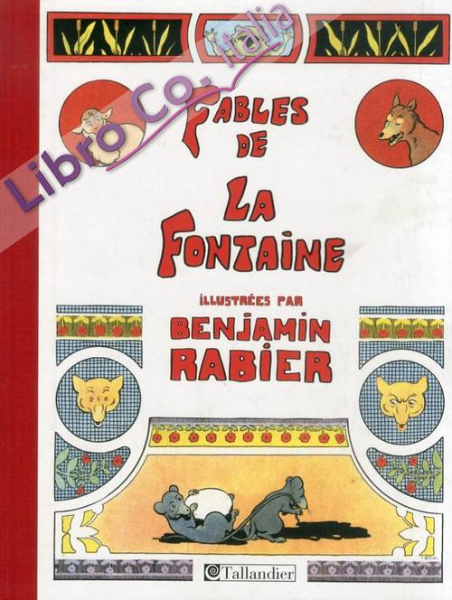 Fables de La Fontaine.