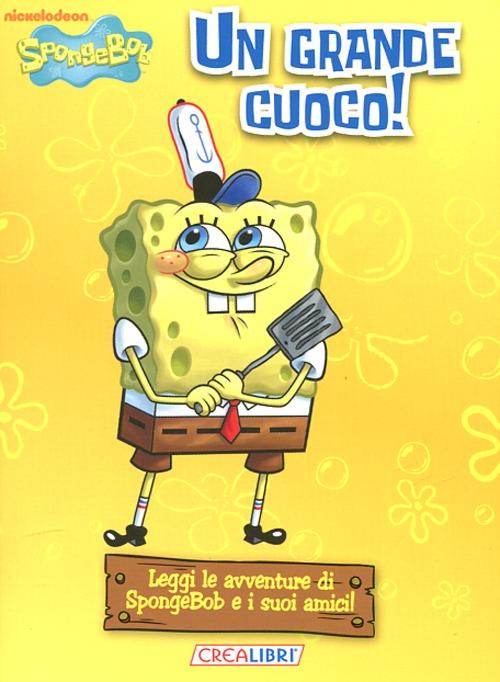 Un Grande Cuoco! Ministorielle. Spongebob