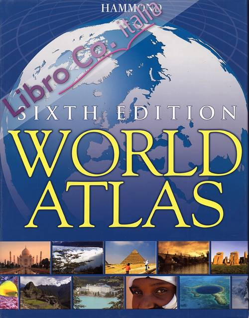 Hammond World Atlas. Sixth edition.