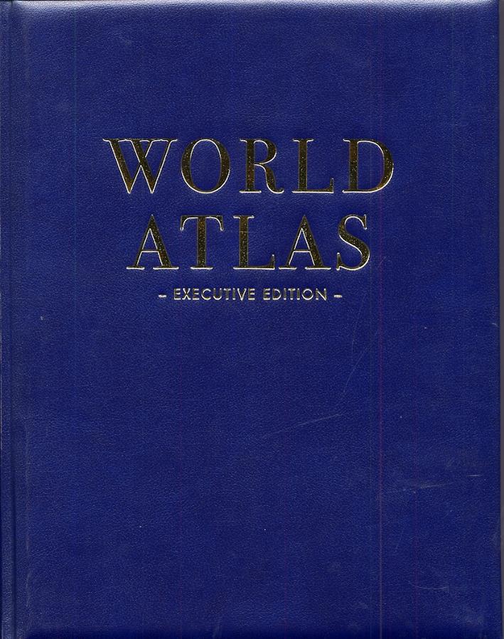 Hammond World Atlas. Fifth edition