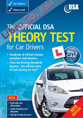 Theory Test For Car Drivers Book 2012.