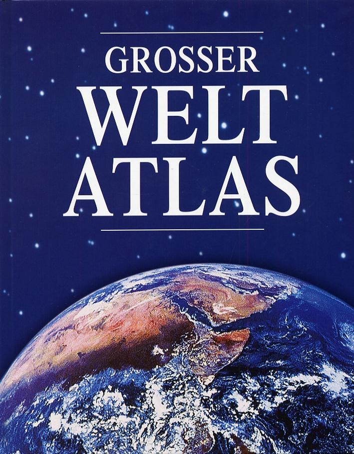 Grosser Welt Atlas
