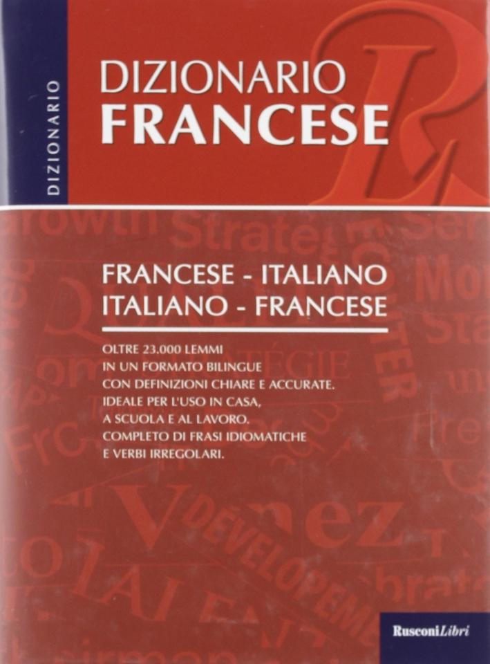 Dizionario di francese. Ediz. bilingue