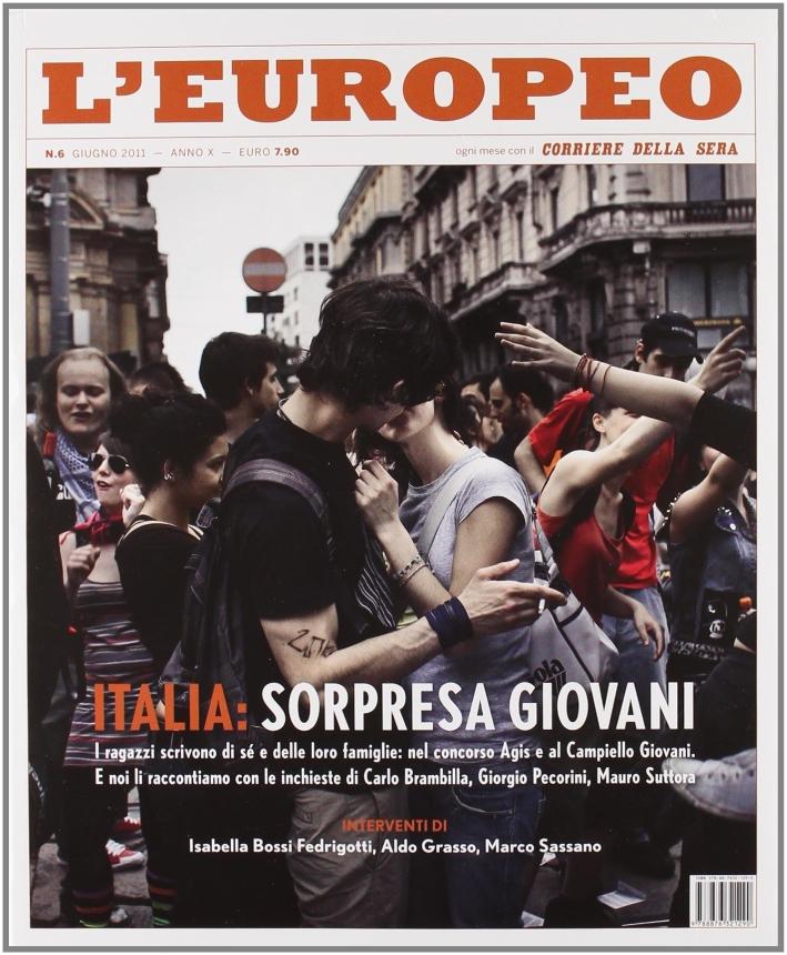 L'europeo (2011). Vol. 6