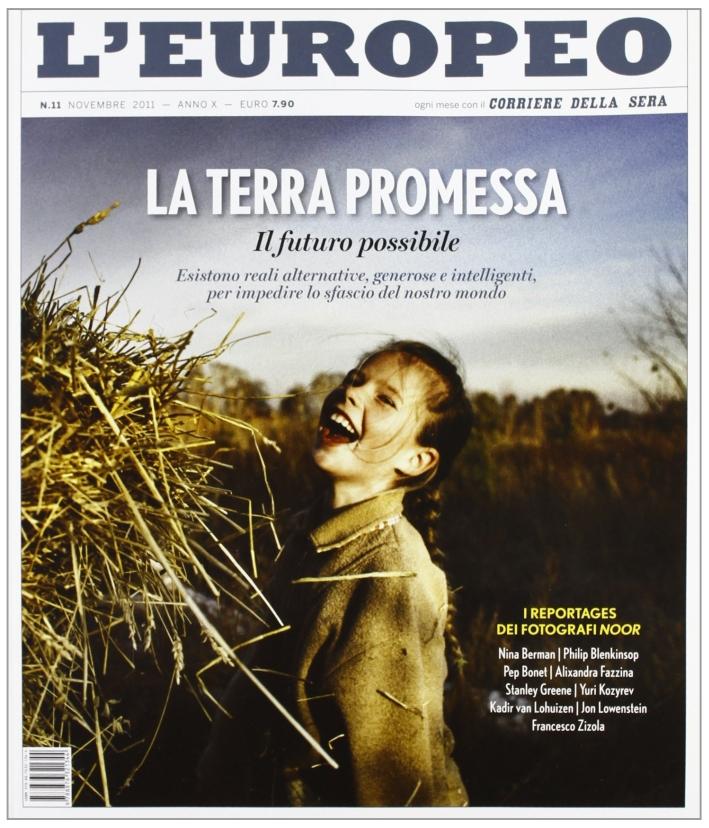L'europeo (2011). Vol. 11: La terra promessa