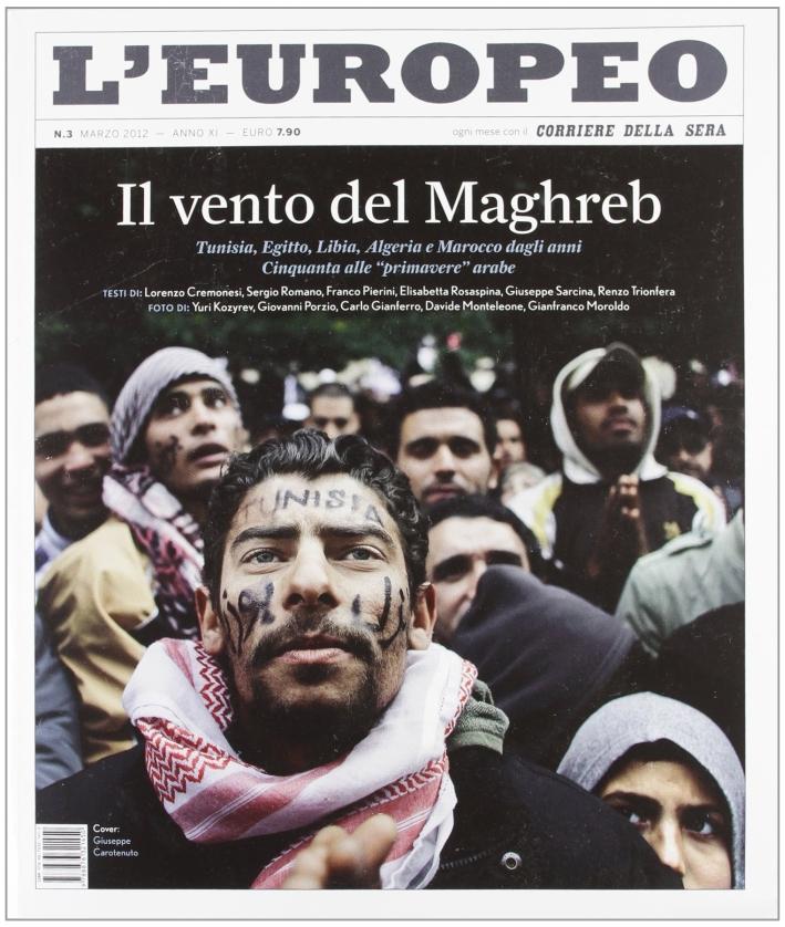 L'europeo (2012). Vol. 3