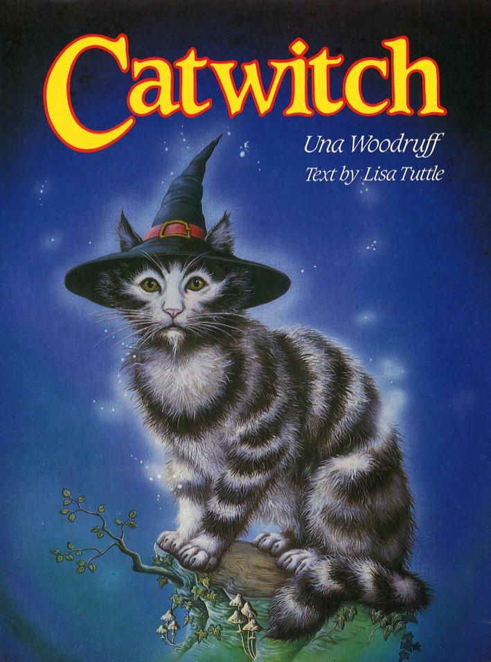 Catwitch. Una Woodruff