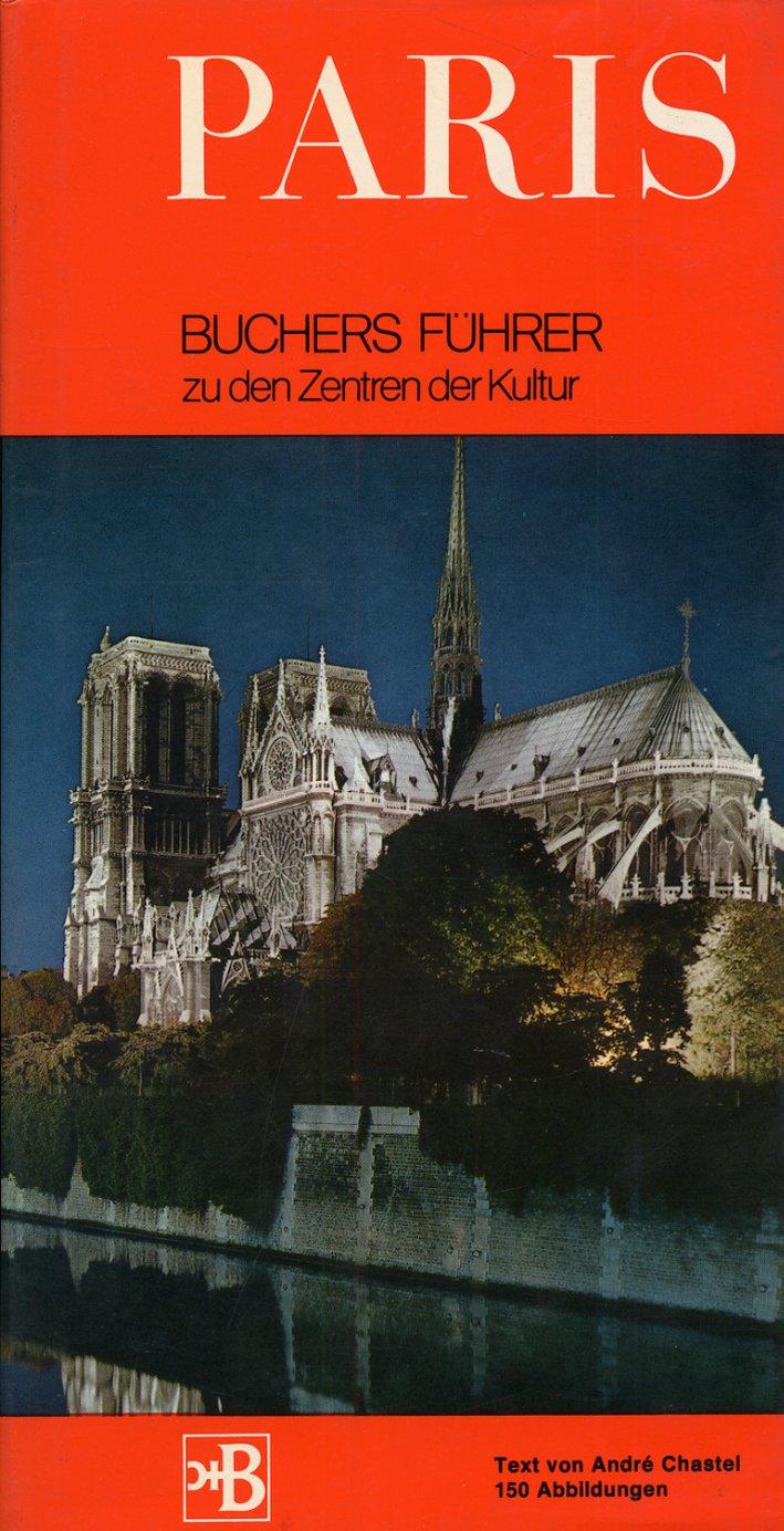Paris. Buchers fuhrer. [German Ed.]