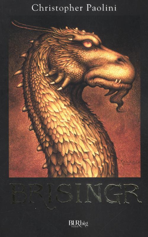 Brisingr. L'eredità. Vol. 3.