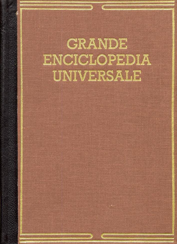 Grande Enciclopedia universale. Annuario 1987.