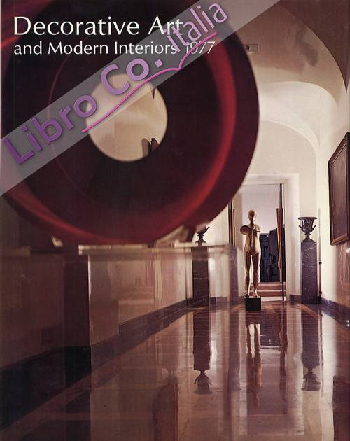 Decorative art in modern interiors 1977