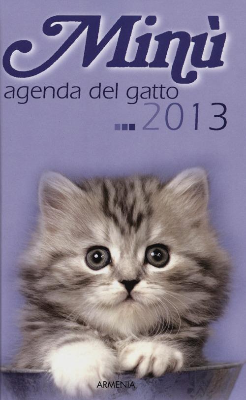 Minù. Agenda del gatto 2013
