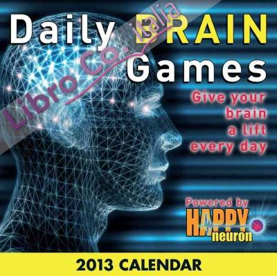 Daily Brain Games 2013 Day-To-Day Calendar