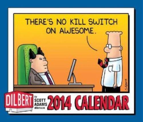 Dilbert 2013 Day-To-Day Calendar