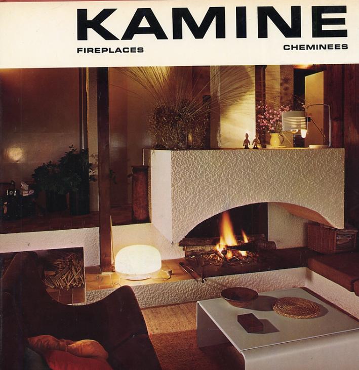Cheminées. Kamine. Fireplaces.
