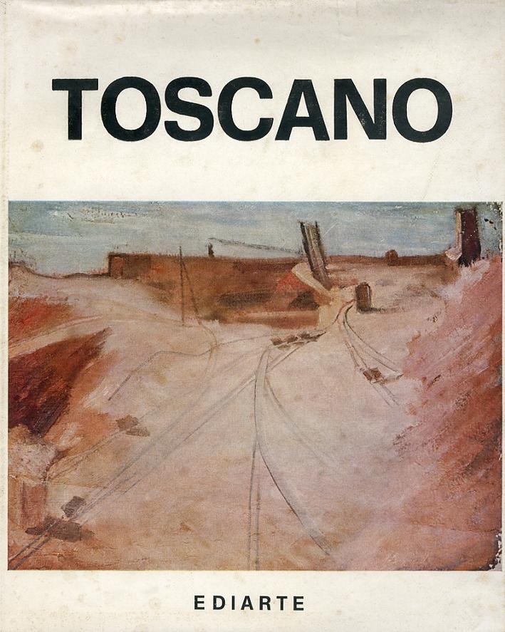 Giuseppe Toscano Cinquant'anni di pittura 1937-1987