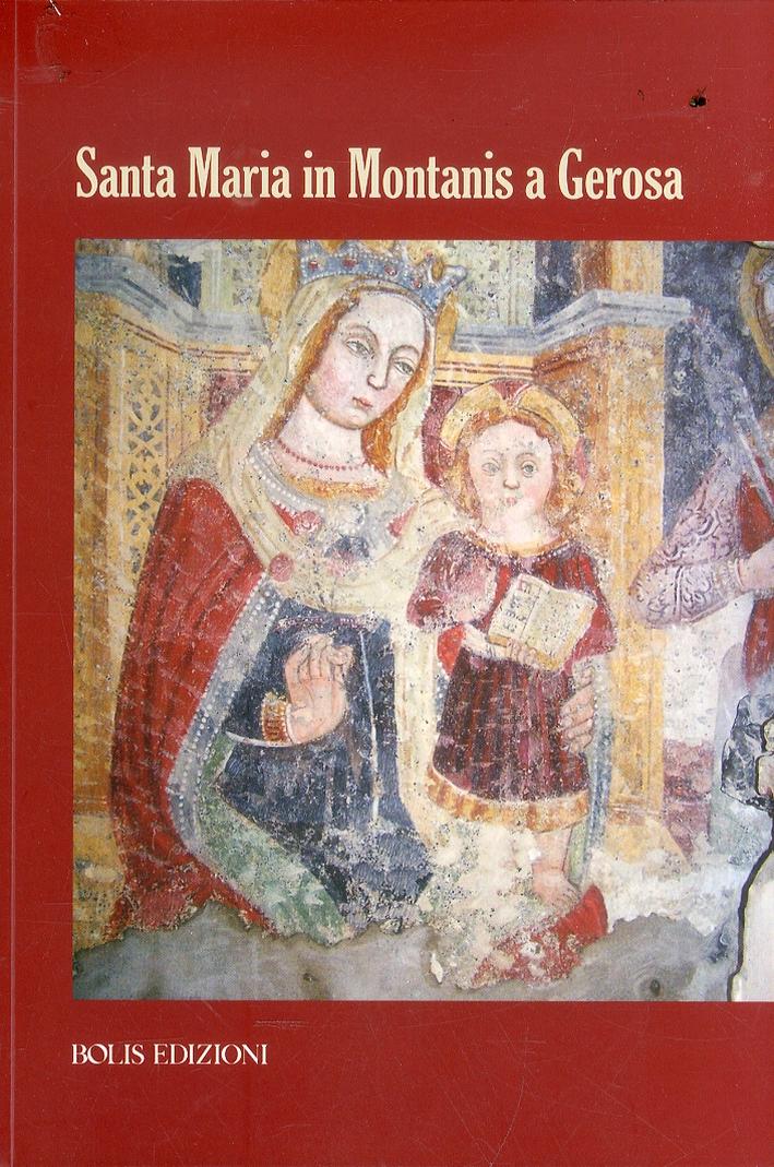 Santa Maria in Montanis a Gerosa