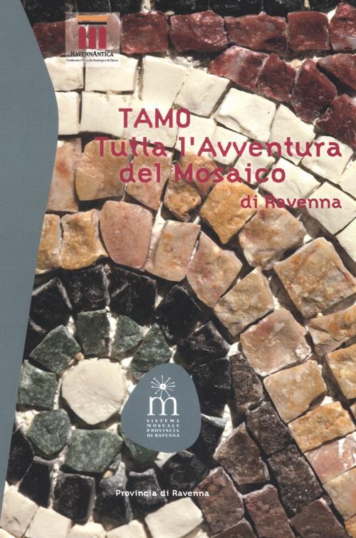 TAMO. Tutta l'avventura del mosaico di Ravenna. Ediz. illustrata