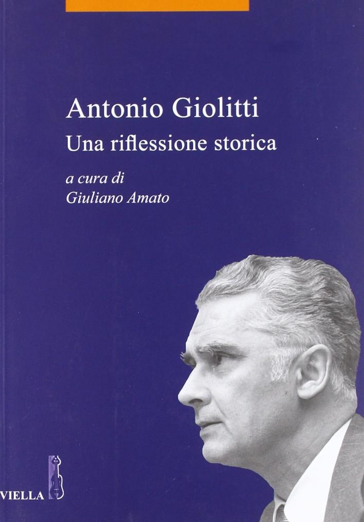 Antonio Giolitti. Una riflessione storica