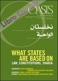 Oasis. Vol. 15: What states are based on