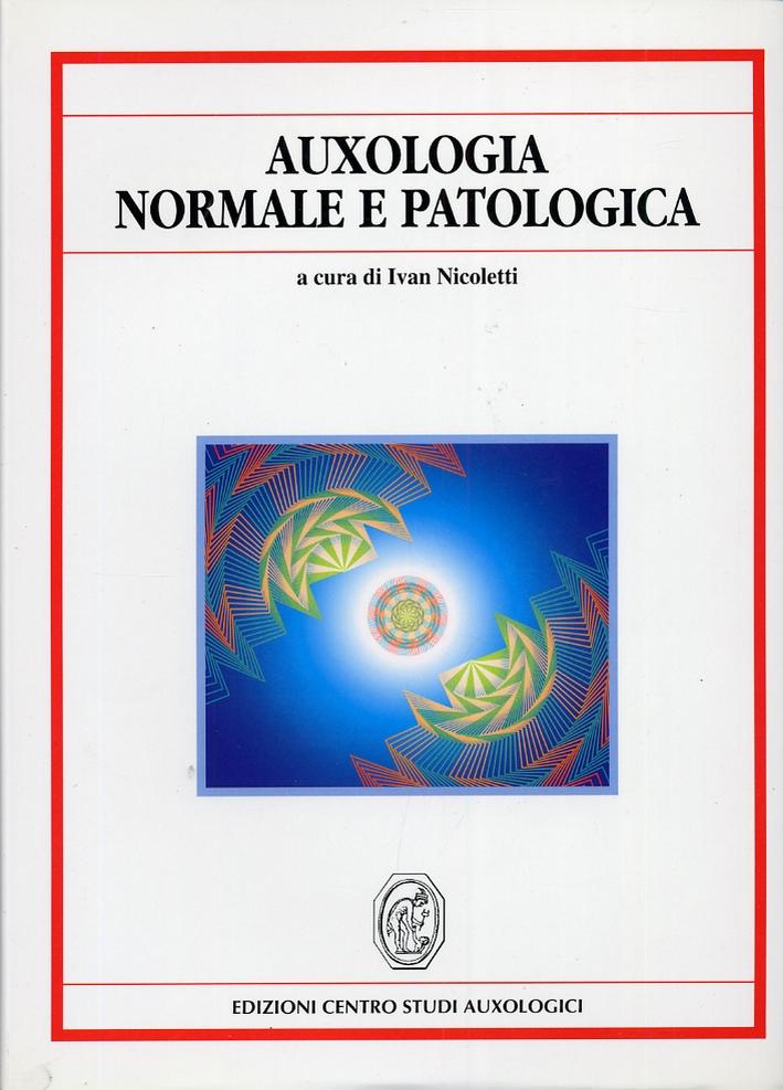 Auxologia normale e patologica