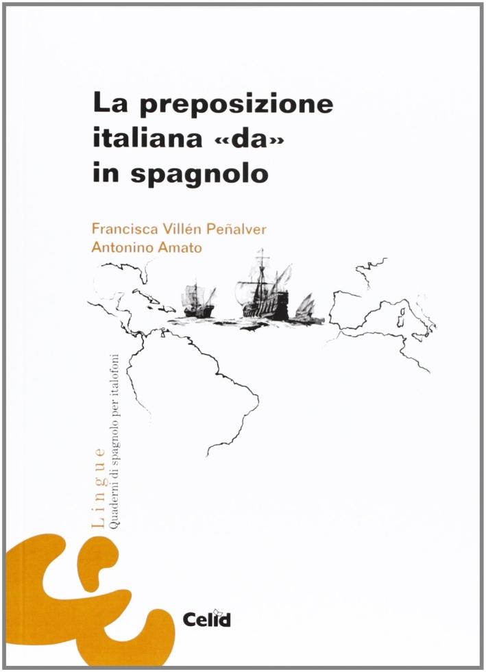 La preposizione italiana «da» in spagnolo