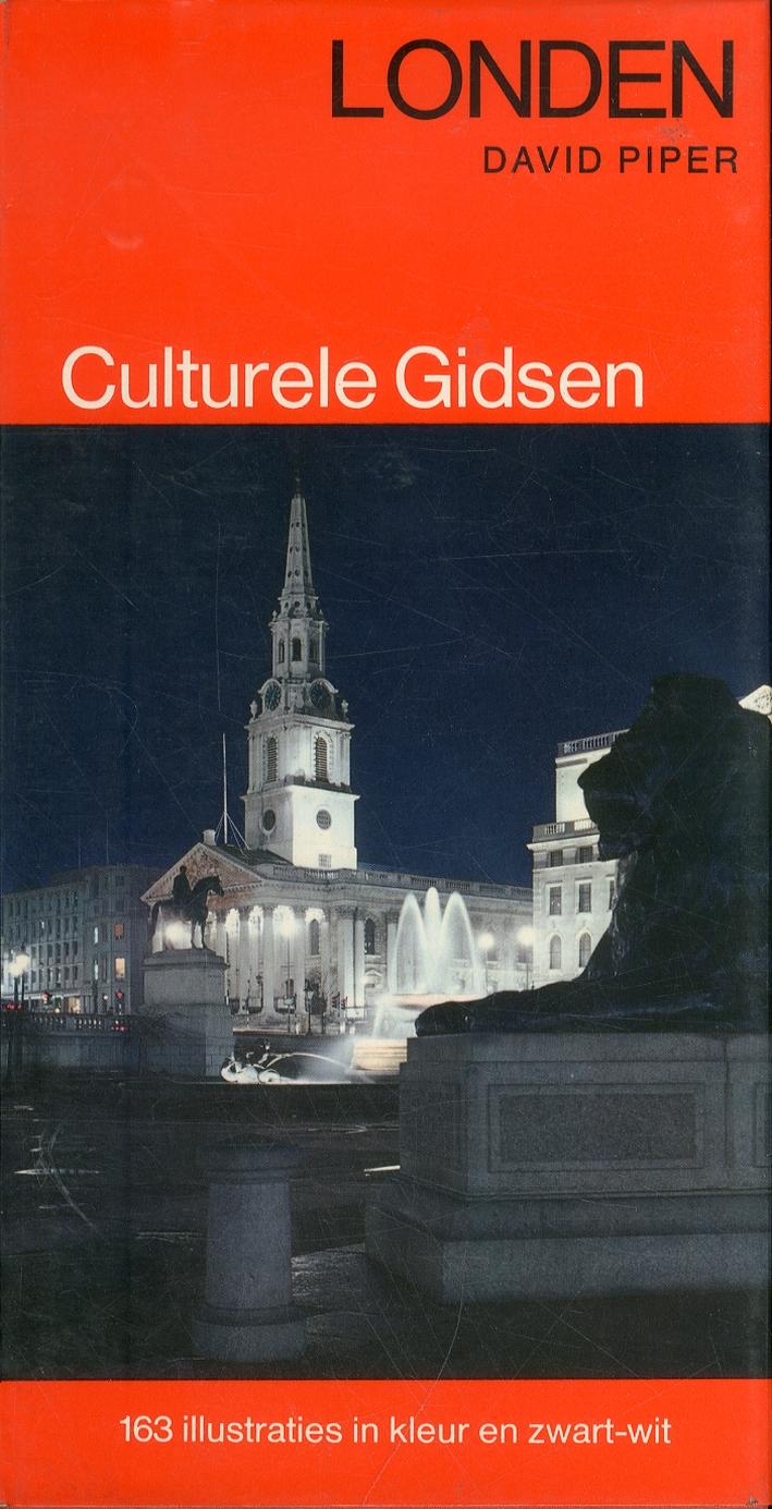 Londen. Culturele Gidsen. [Nederlands Ed.]