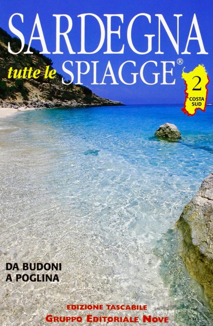 Sardegna tutte le spiagge. Vol. 2: Costa Sud