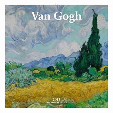 Van Gogh 2013