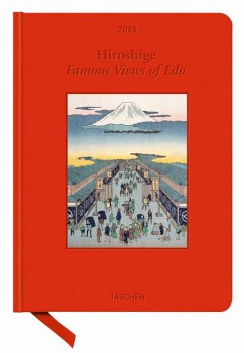 Hiroshige. Famous Views of Edo 2013