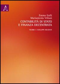 Contabilità di Stato e finanza decentrata. Teorie e sviluppi recenti