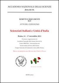 Scienziati italiani e unità d'Italia