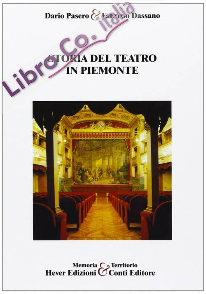 Storia del teatro in Piemonte