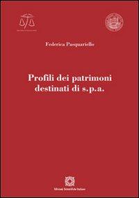 Profili dei patrimoni destinati di s.p.a