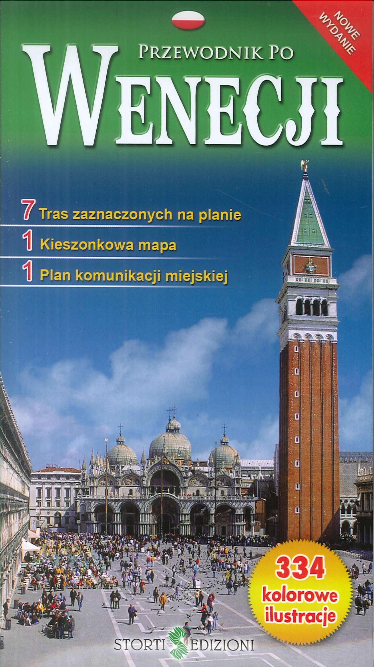 Przewodnik Po Wenecji. Polish Edition.