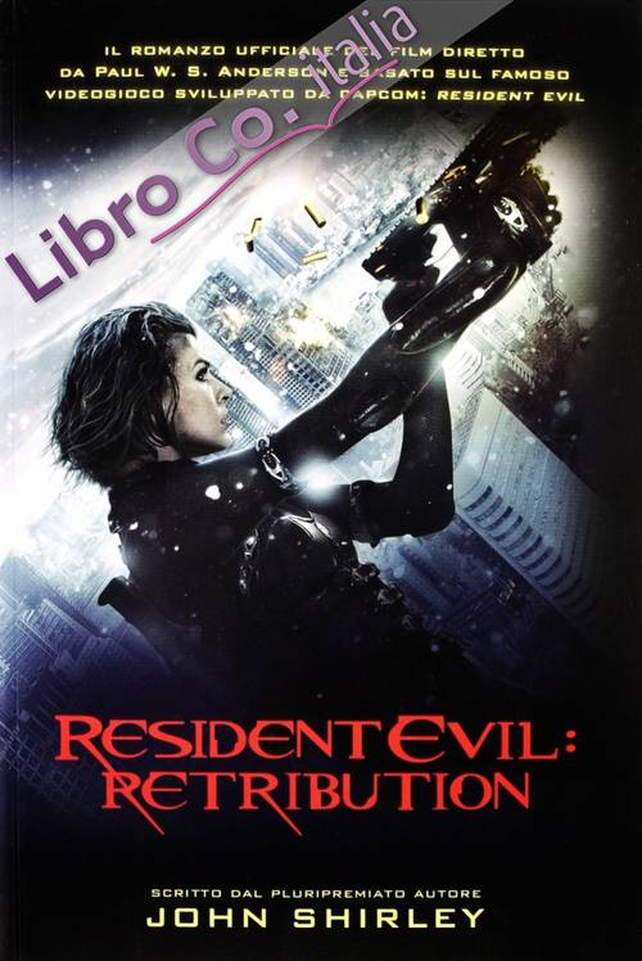 Resident Evil. Retribution.