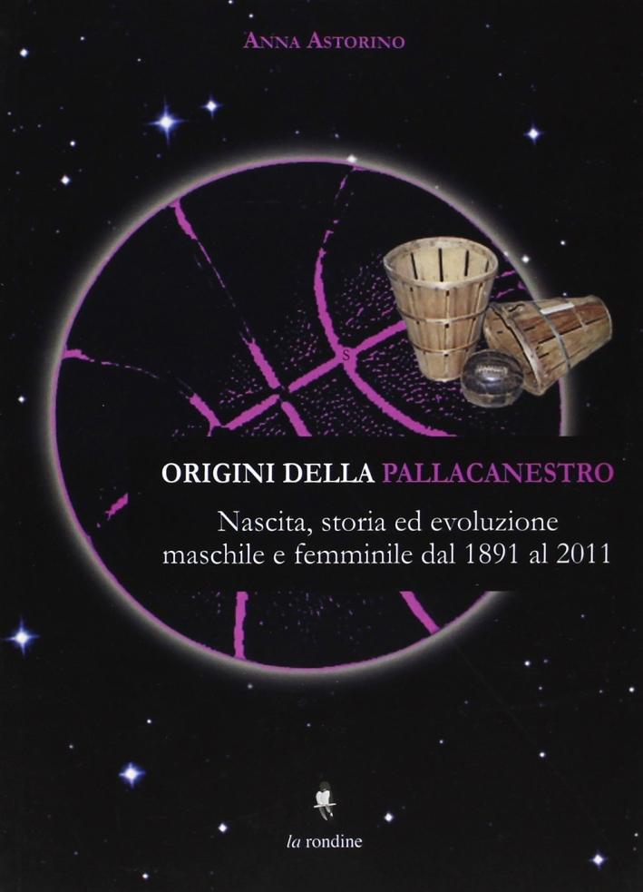 Origini della pallacanestro. Nascita, storia ed evoluzioni maschile e femminile dal 1891 al 2011