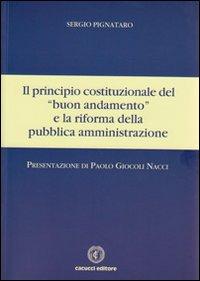 Il principio costituzionale del
