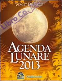 Agenda lunare 2013.