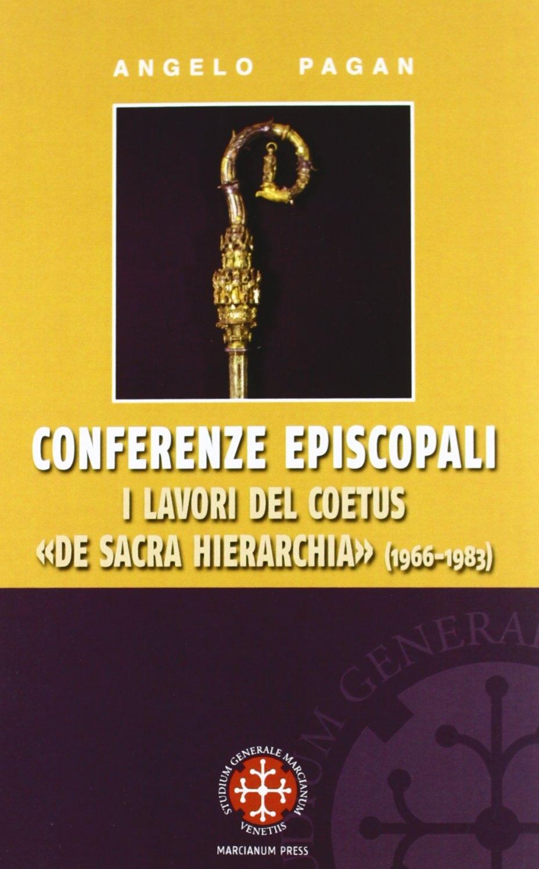 Conferenze episcopali.