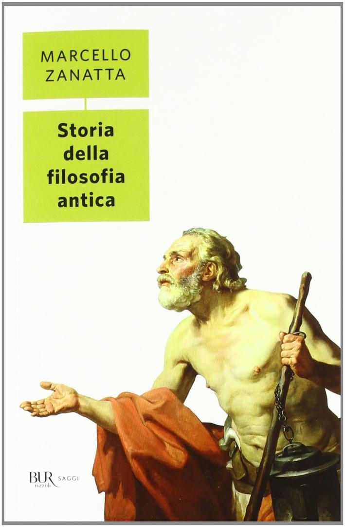 Storia della filosofia antica.