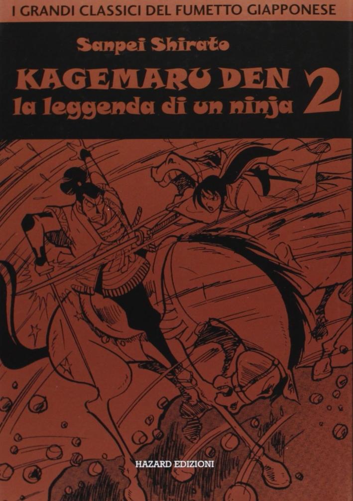 Kagemaru Den. La leggenda di un ninjia. Vol. 2