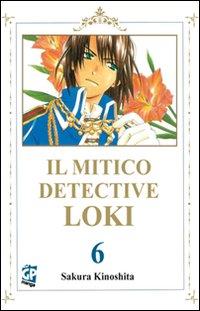 Il mitico detective Loki. Vol. 6