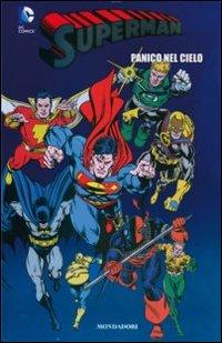 Panico nel cielo. Superman. Vol. 5