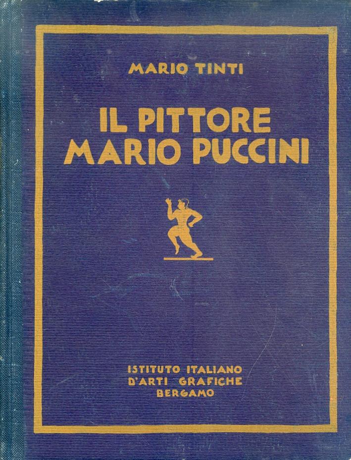 Il pittore Mario Puccini